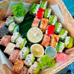 Sushi besek